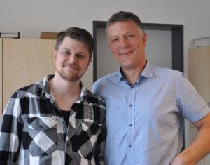 Henning Krüger & Michael Lerchner